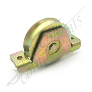 90mm Steel Heavy Duty Sliding Gate Wheel with Bracket (300kg/wheel)