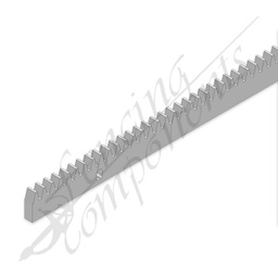 [1048] 10x30x1005mm Steel Gear Rack