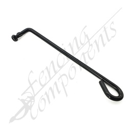[1072BLK] D-Latch Handle (Black)