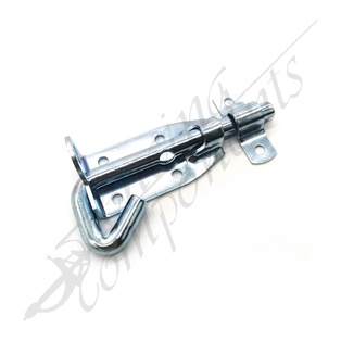 Shoot Padbolt (100mm) Single eye (Zinc) *1076*