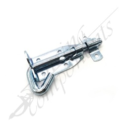 [1075-100ZC] Shoot Padbolt (100mm) Single eye (Zinc) *1076*