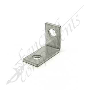 L-Bracket 35/25x16Wx3mm Aluminium (OLD#3091)