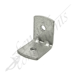 L-Bracket 30x25Wx3mm Aluminium (OLD#3093)