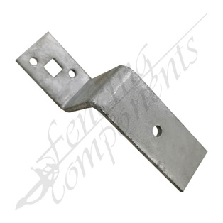 Z-Bracket 50/50/75x32Wx4mm Hot Dip Gal