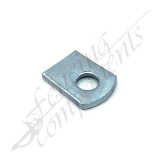 Steel Lug 32x24x4mm Zinc (OLD#3103)