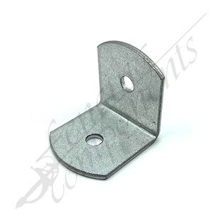 L-Bracket 44x40Wx3mm Galvanized (#3104)