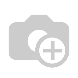 [SPG1221BLK-A] Security Gate Aluminum Black 2.1H x 1.2W (CD115mm)(65x65frame)