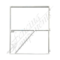 [TGF1800] Gate Frame for Timber & Aluminium Slat